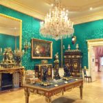 Chandelier heaven at the Wallace Collection, London