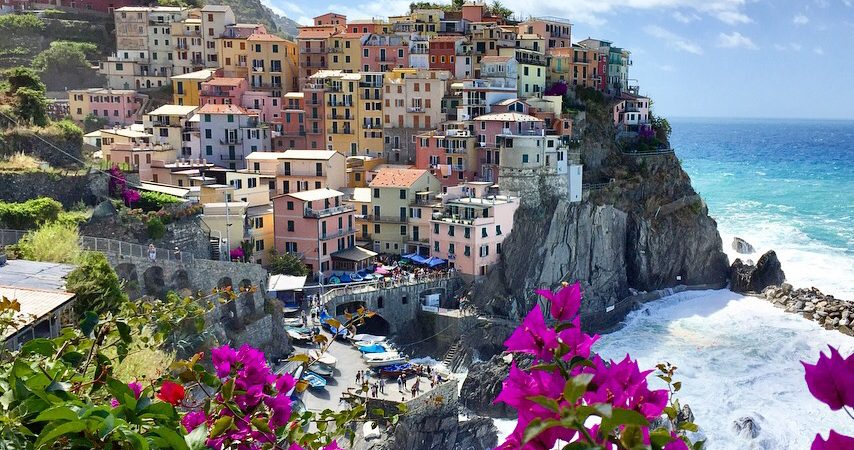 Hiking the towns of Cinque Terre